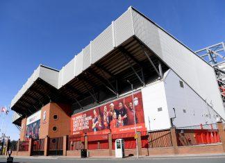 Anfield Liverpool Stadium