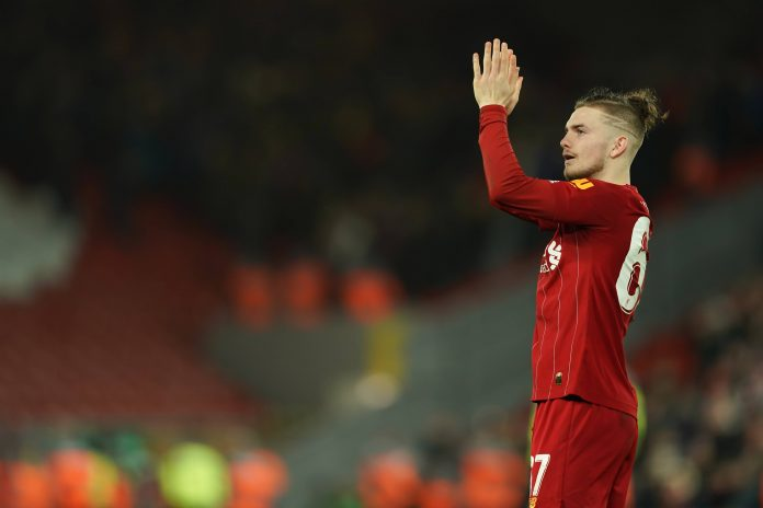 Harvey Elliott, Liverpool