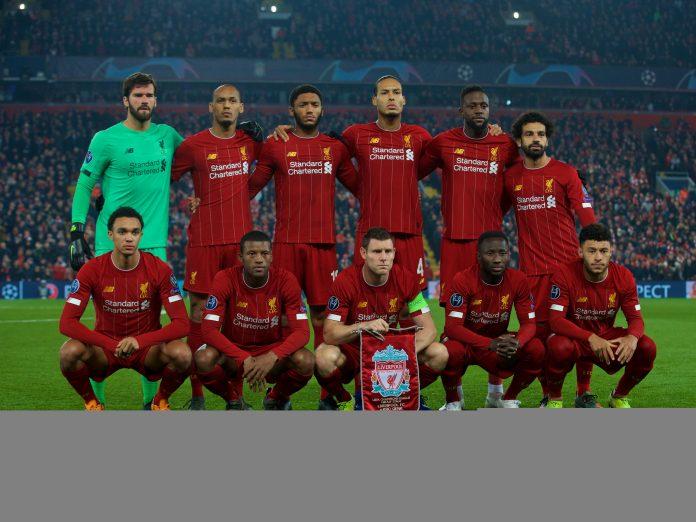 Le Logo du Liverpool FC