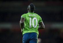 Sadio Mané buteur face à Arsenal