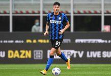 Alessandro Bastoni Inter Milan