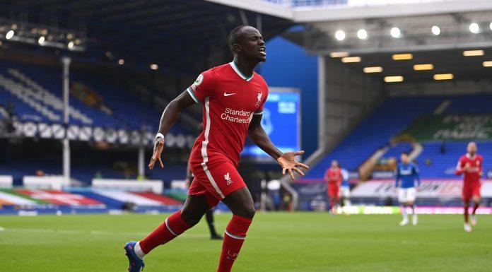 Sadio Mané buteur pour Liverpool