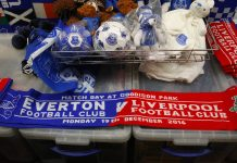 Merseyside Derby Premier League