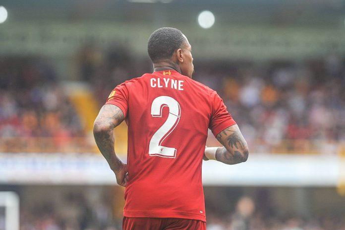 Nathaniel Clyne Liverpool