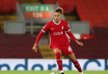 Rhys Williams Liverpool