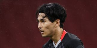 Takumino Minamino Liverpool