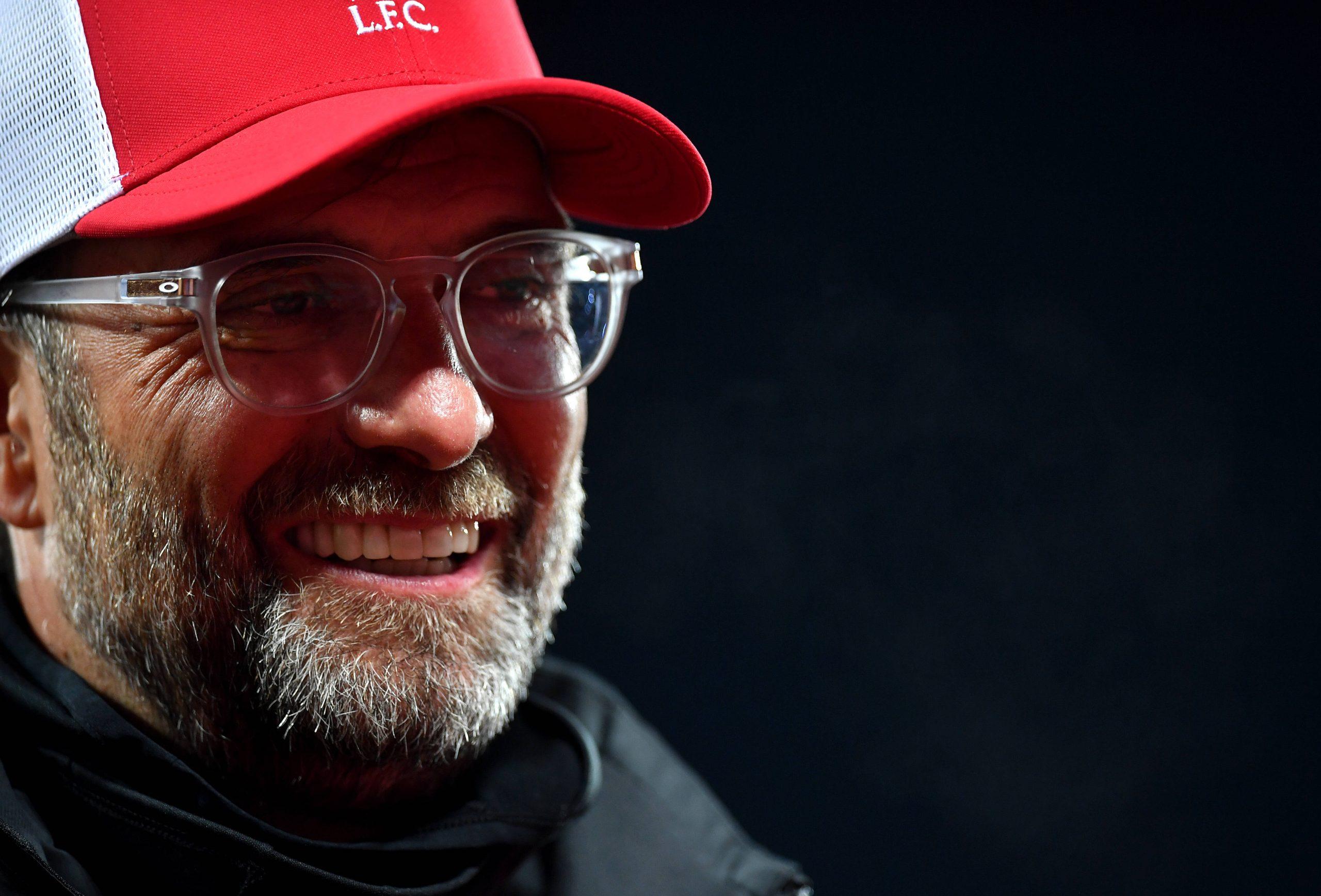 Jürgen Klopp, le manager de Liverpool