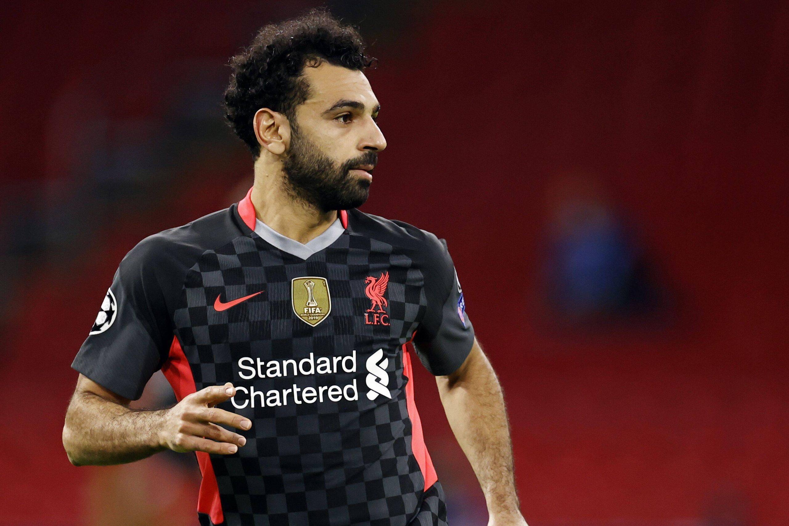 Mo Salah Liverpool FC