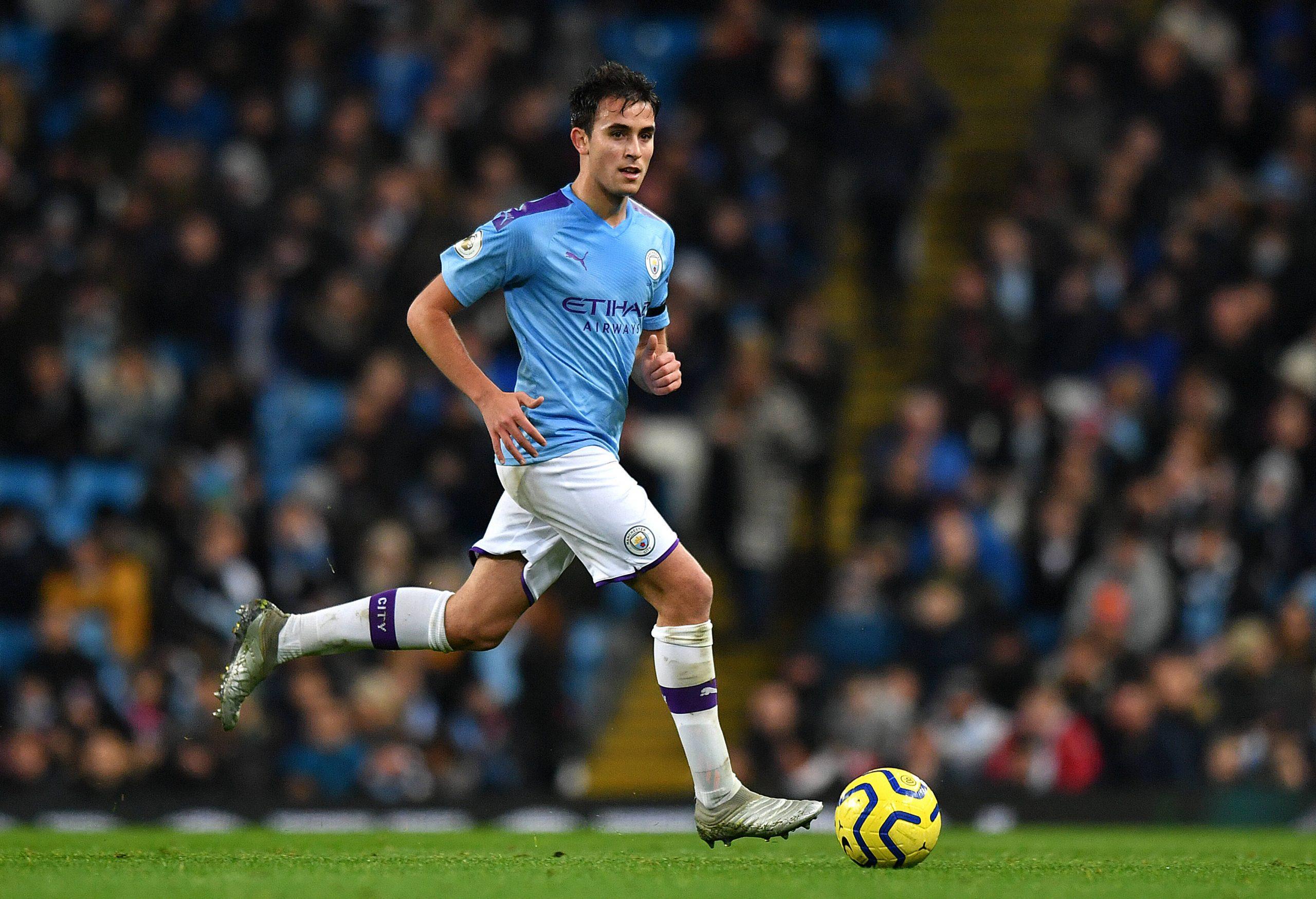 Eric Garcia, le défenseur de Manchester City