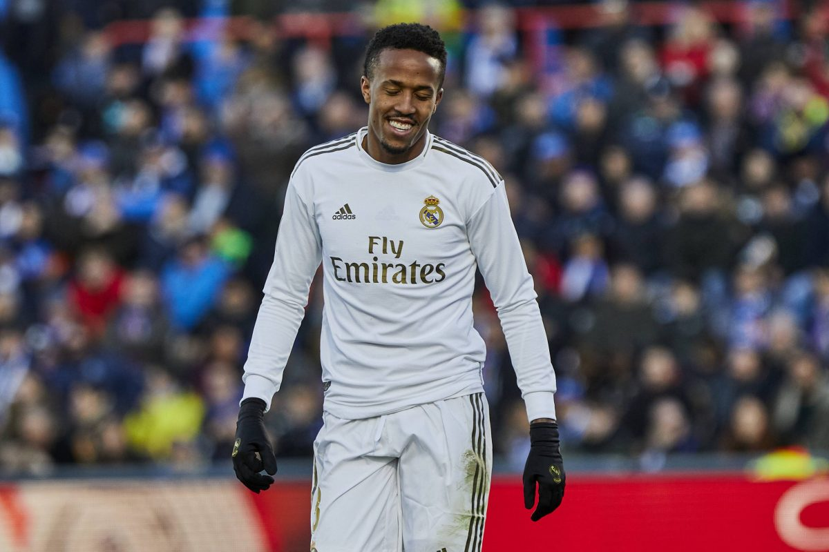 Militao, le défenseur du Real Madrid
