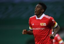 Taiwo Awoniyi, attaquant de Union Berlin