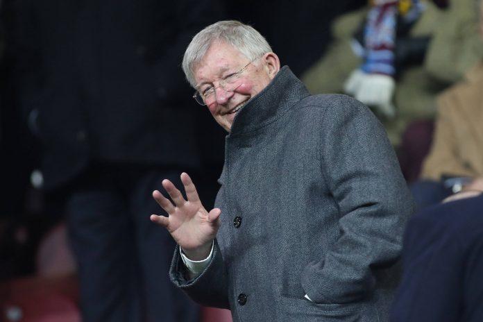Alex Ferguson ex Manchester United