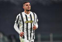 Merih Demiral, défenseur de la Juventus de Turin
