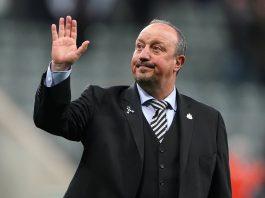 Rafael Benitez, l'ex-manager de Liverpool