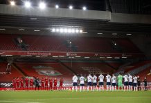Liverpool contre Tottenham