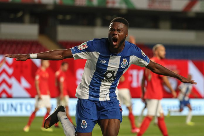 Chancel Mbemba, FC Porto