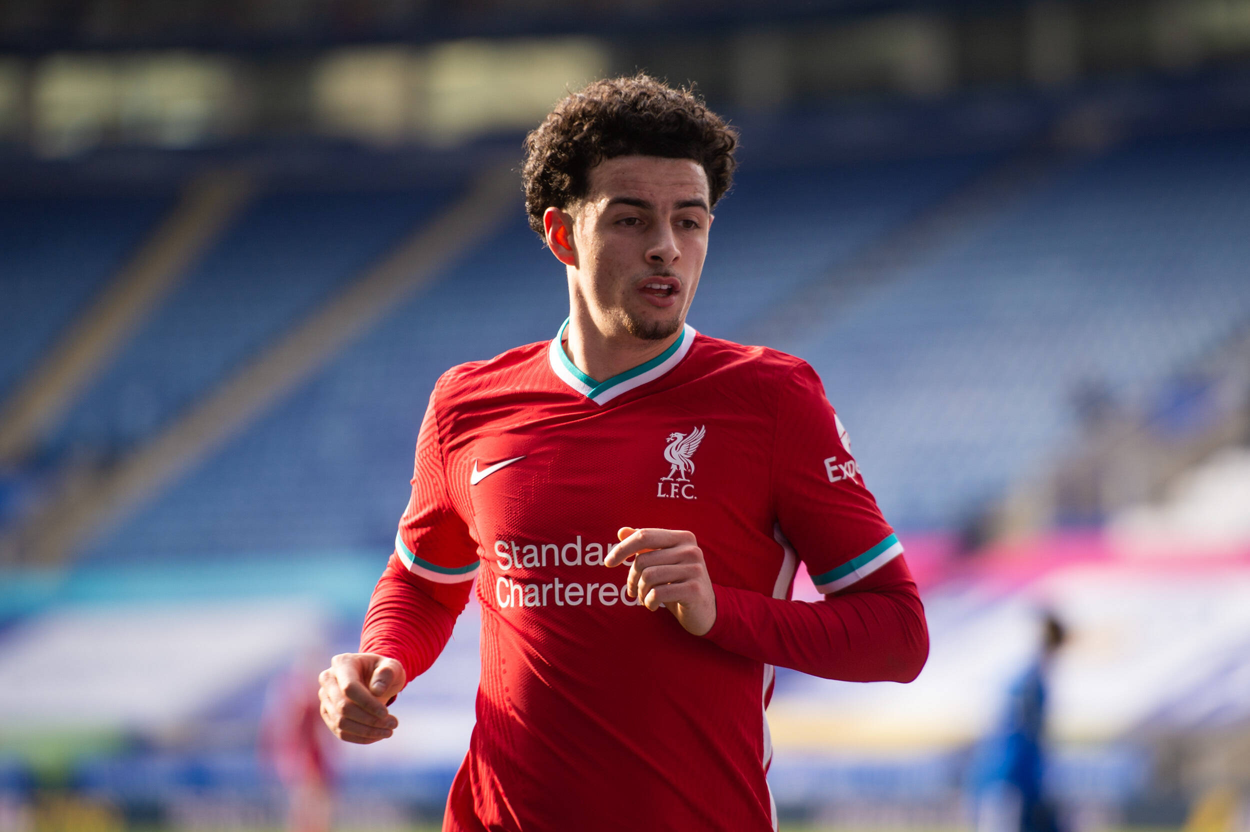 Curtis Jones, Liverpool