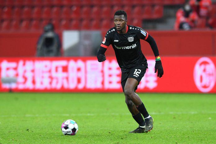 Edmond Tapsoba, Bayer Leverkusen