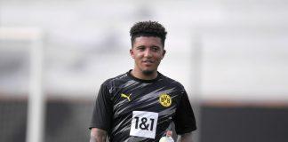 Jadon Sancho, Borussia Dortmund