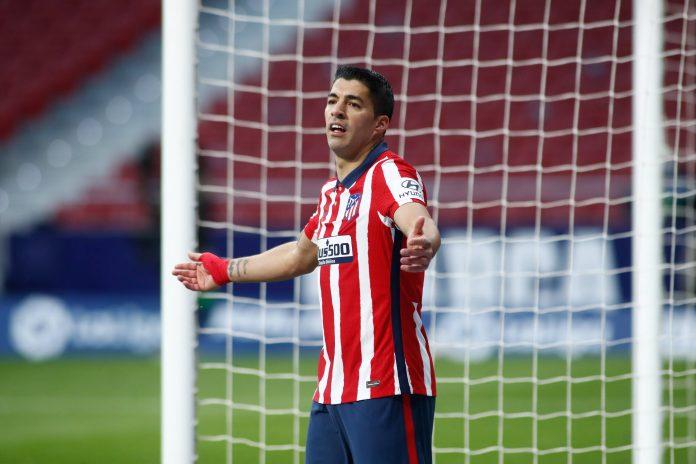 Luis Suarez, Atletico Madrid