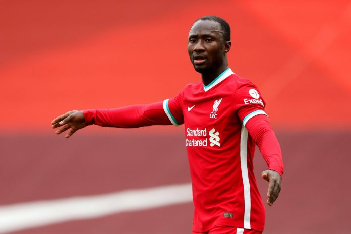 Naby Keita, Liverpool FC