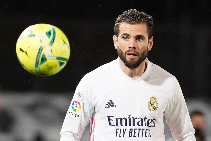 Nacho, Real Madrid