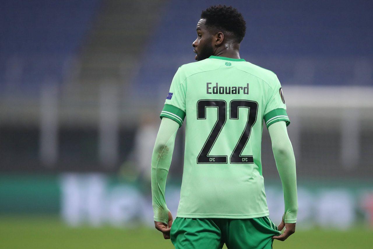 Odsonne Edouard, Celtic Glasgow