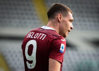 Andrea Belotti, l'attaquant du Torino