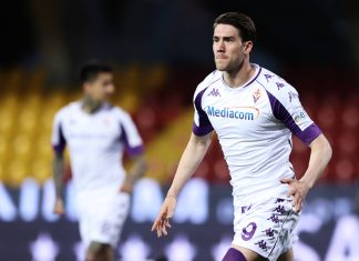 Dusan Vlahovic, Fiorentina
