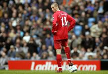 Anthony Le Tallec ancien attaquant de Liverpool