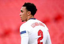 Trent Alexander-Arnold à l'Euro 2020