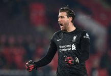 Adrian prolonge à Liverpool