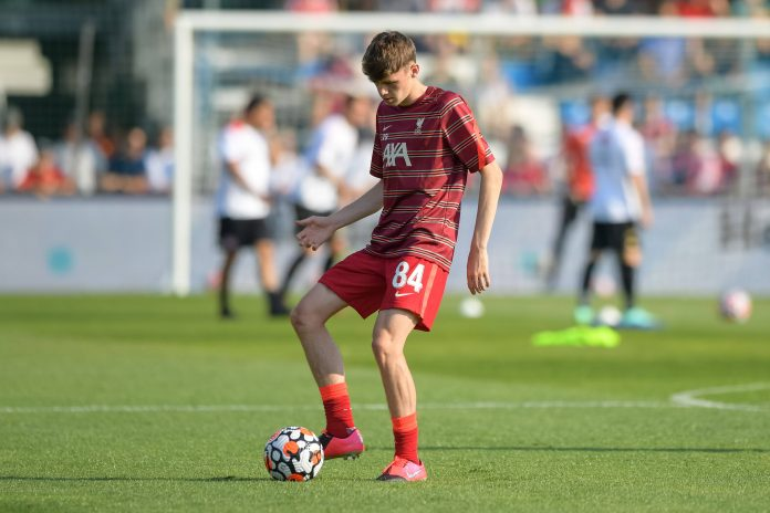 Conor Bradley Liverpool