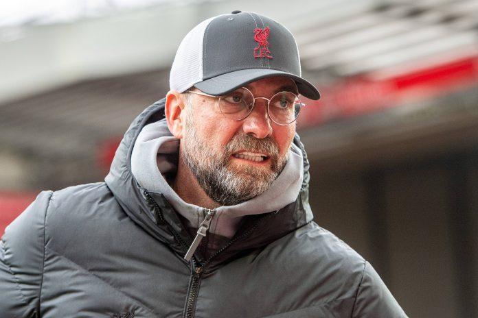 Jurgen Klopp manager de Liverpool