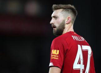 Nat Phillips sur le départ de Liverpool