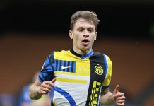 Nicolo Barella reste a Inter Milan
